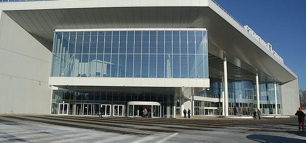 """Тестирование  нового  терминала  состоялось 28 февраля в аэропорту """"Стригино"""""""