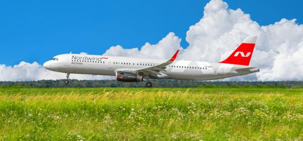 Nordwind открыл продажу билетов на лето 2019